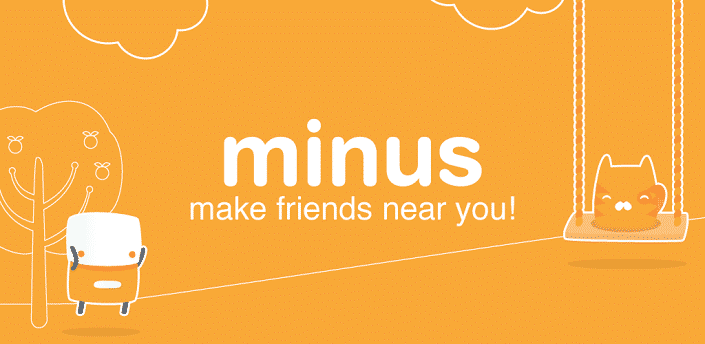 Featured image for Mobile App Minus Connects Nearby Strangers With Chat And Photo Sharing