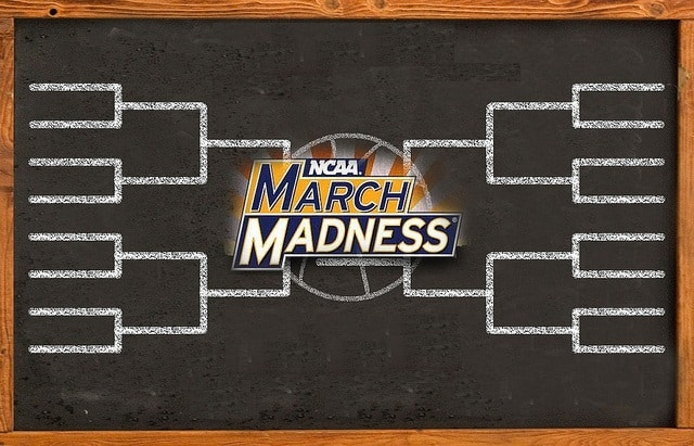 Featured image for March Madness School Ranking On Social Media [Infographic]