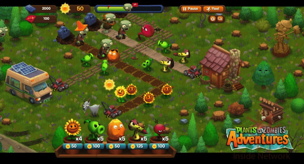 Featured image for PopCap Games Unveils Plants Vs. Zombies Adventures For Facebook, Launches Limited Beta Test