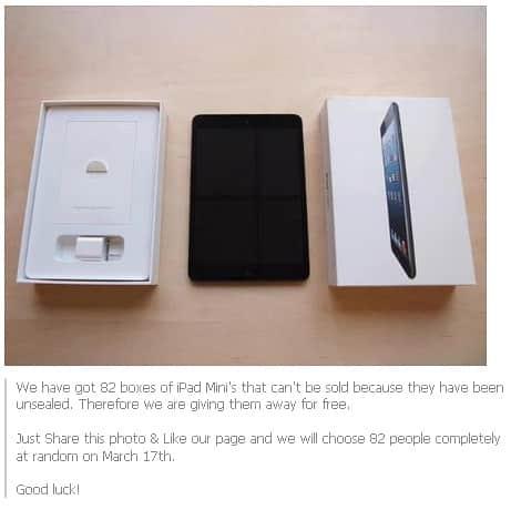 Apple scam