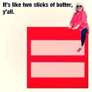 facebook marriage equality paula deen
