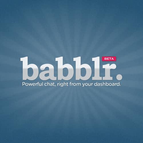 Babblr App