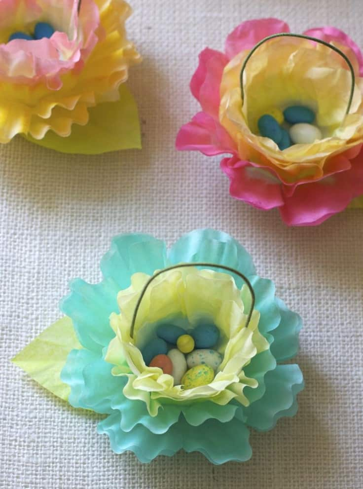 Coffee Filter Crafts For Preschoolers