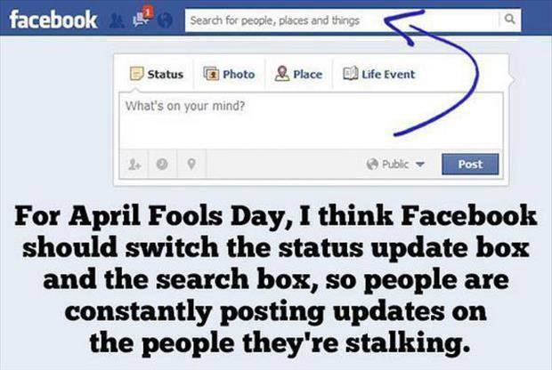 facebook april fools