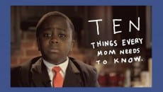 Kid President and Mothers Day