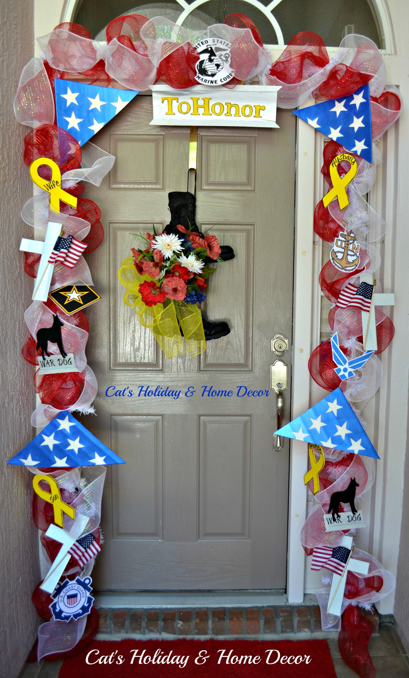 Pinning memorial day popular parenting pinterest pin picks for Welcome home troops decorations