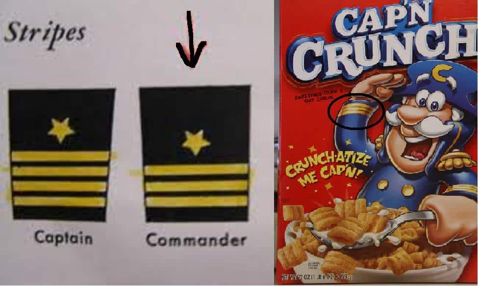 Cap'n Crunch Commander