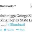 George Zimmerman lottery