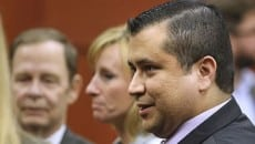George Zimmerman wins lottery
