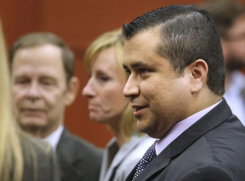 George Zimmerman hoax