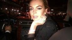 Lindsay Lohan birthday