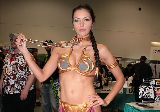 Adrianne Curry cosplay