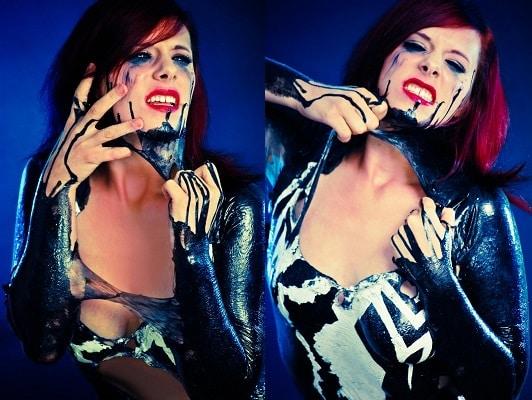 Alexia Jean Grey cosplay
