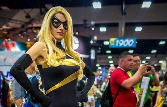 Katie G cosplay