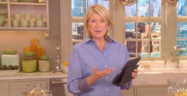 Nearly naked is a martha stewart american made nominee