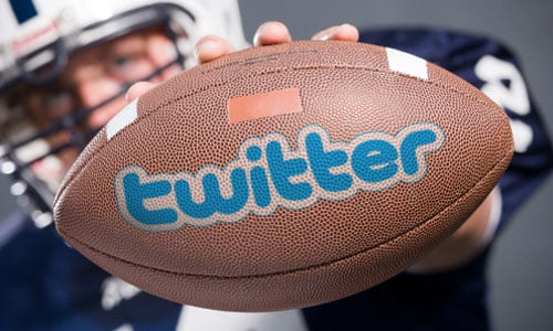 Featured image for Twitter Analysis Helps Gamblers Beat The Spread For NFL Games