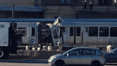 chicago train crash