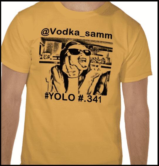 vodka samm