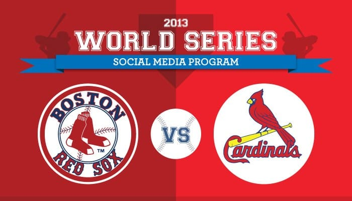 How To Follow The 2013 World Series On Social Media