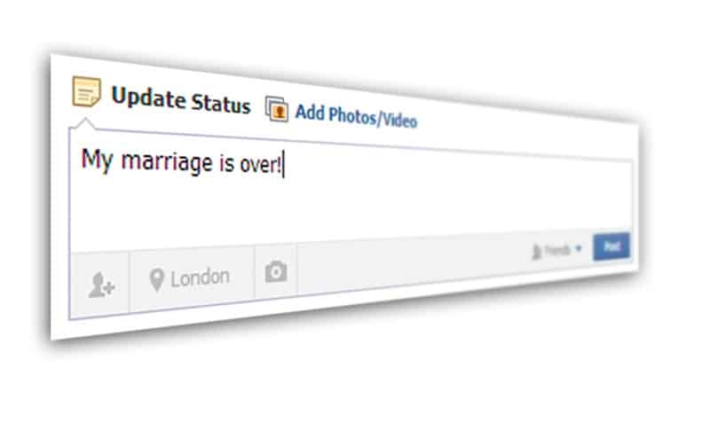 Featured image for 'Scary Things Facebook Knows' No. 127: When You'll Get Divorced