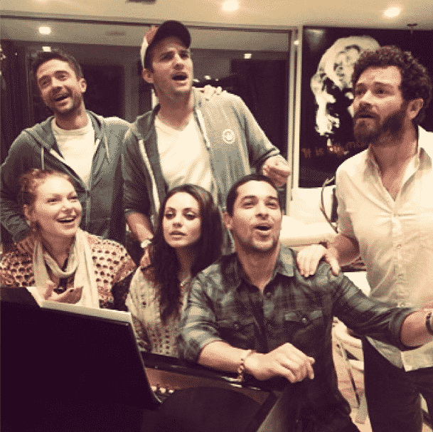 Featured image for Danny Masterson Uploads That '70s Show Reunion Photo