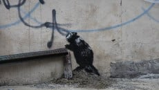 banksy east new york