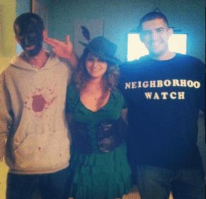 trayvon martin halloween