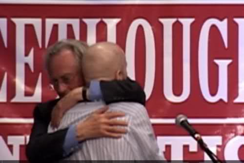 Christopher Hitchens Richard Dawkins