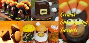 Creative Thanksgiving Desserts