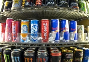 Energy Drinks and Food Stamps
