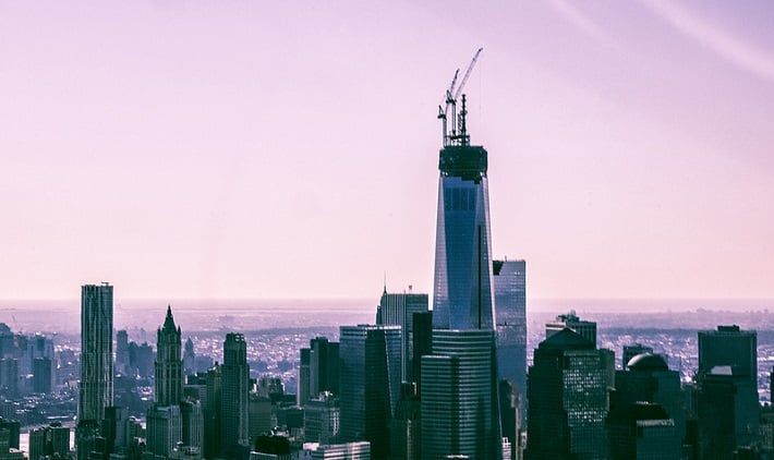 Featured image for One World Trade Center Crowned Tallest Building In The US