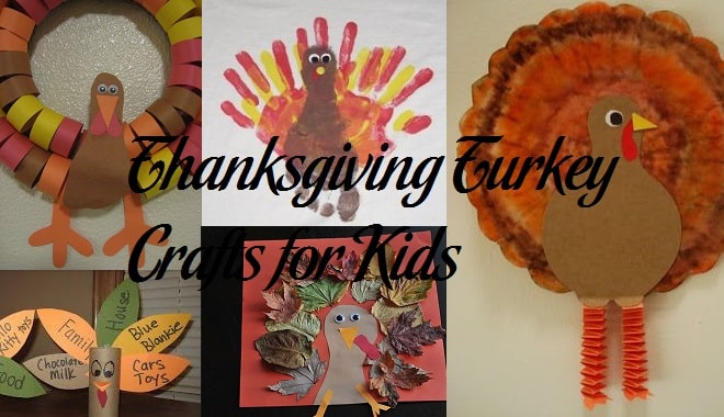 Thanksgiving Turkey Crafts For Kids Popular Parenting Pinterest Pin