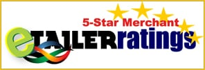 KlearGear 5 Star Merchant Rating