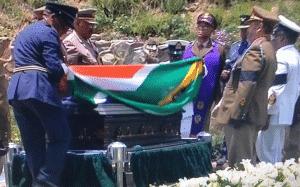 Nelson Mandela's Funeral Held