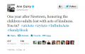 Sandy Hook Remembered Twitter