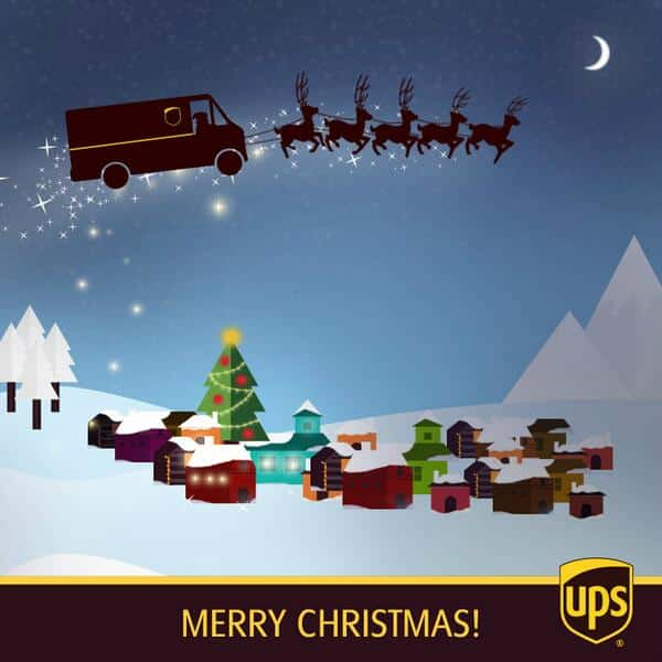 UPS Ruined Your Christmas [Twitter Reacts]