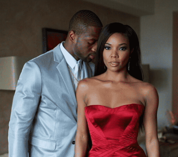 Gabrielle Union And Dwyane Wade Ring