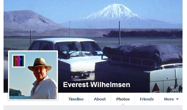 Featured image for Everest Wilhelmsen Of The Christian American Patriots Militia Is Back, Threatens Congress