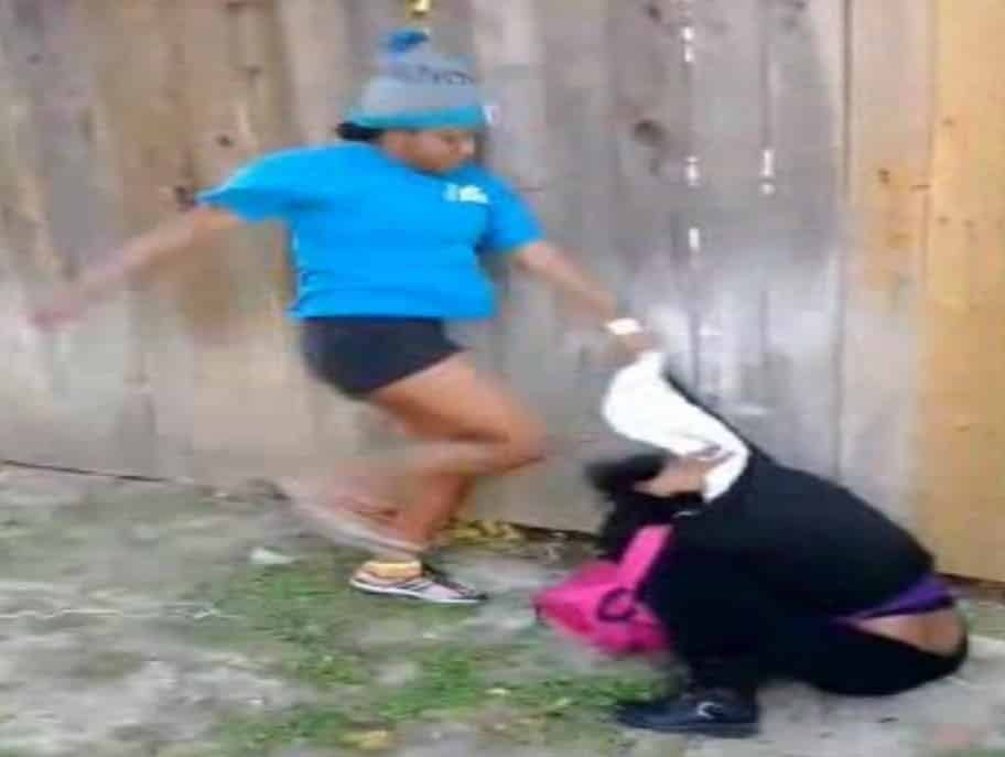 Featured image for Sharkeisha Arrested, Charged, Viral 'Fight' Was 'Over A Boy'