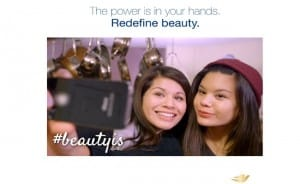 Beauty is being redefined by social media outlets