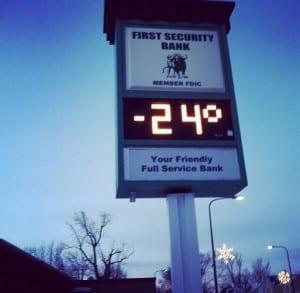 twitter freezing 2014