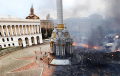 Kiev Independence Square Before-And-After