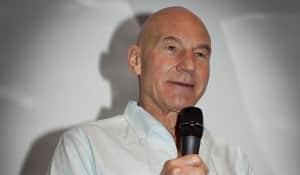 Guardian Calls Patrick Stewart Gay