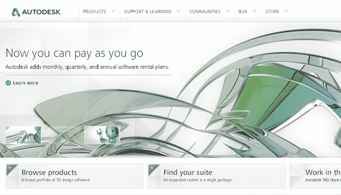 Featured image for 3D Software Company Autodesk Launches Mobile Instant Messenger