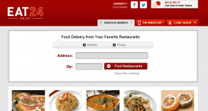 Eat24 Delivery