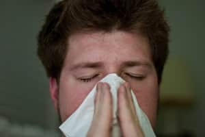Leading up to the inception of Google Flu Trends in 2009, experts at Google realized they could forecast flu activity by tracking the frequency of when millions of people Google specific flu-related terms.