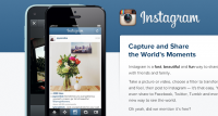 Instagram Looking To Replace Foursquare As Location Service