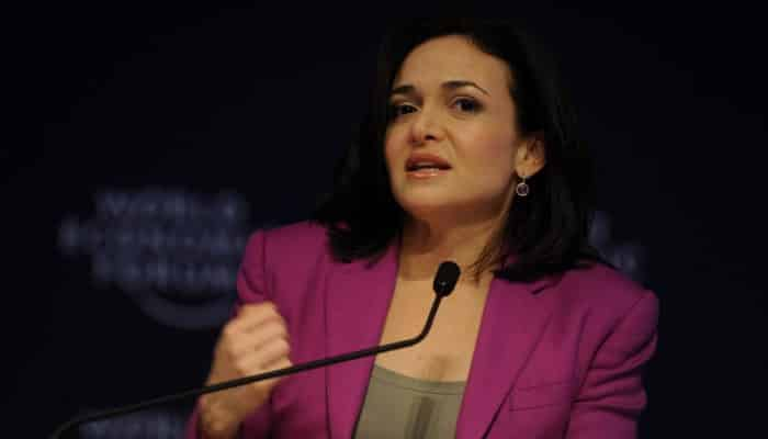 Featured image for Facebook COO Sheryl Sandberg Launches Campaign To Ban The Word 'Bossy'