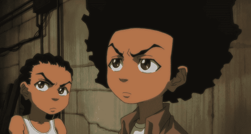 Creator Of Cartoon Show Boondocks Announces His Departure Via Facebook Social News Daily