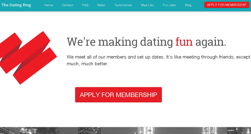 from Huxley dating ring startup